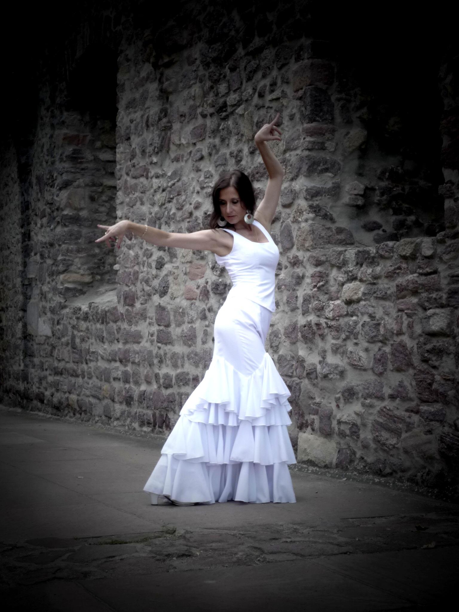 Flamenco Tänzerin Petra Müller
