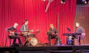 Bandoneo Tango Quartett